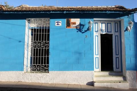 Casa Damarys front